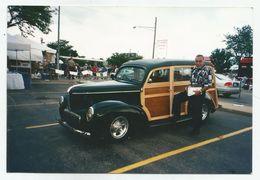 Retro Car Photo 7as-32 - Automobiles