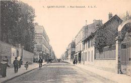 Saint Cloud Rue Gounod JLC 7 - Saint Cloud