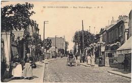 BOIS COLOMBES - Attelage De Chien - Rue Victor Hugo - Other Municipalities