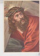 GESU'  LA CADUTA SOTTO LA CROCE NO VG - Jesus