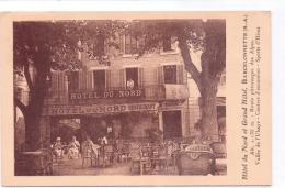 ALTE  AK   BARCELONNETTE / Frankr. - Hotel Du Nord Et Grand Hotel -  1934 Gelaufen - Barcelonnette