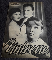 "Altes IFK-Filmprogramm - GINA LOLLOBRIGIDA In ""Untreue"" Mit Marina Vlady, May Britt ... - 180599 - Magazines"