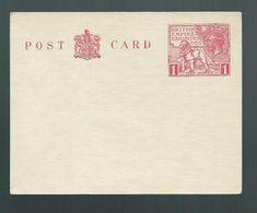 TRU 09 - Roi  George V - 1 P 1925 - 115x89 - Michel N° P61 - Stamped Stationery, Airletters & Aerogrammes