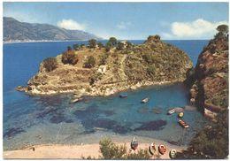 ITALIA - ITALY - ITALIE - 1978 - 120 Siracusana - Taormina Spisone, Baia Di San Nicola - Viaggiata Da Marina Di Ragusa P - Italia