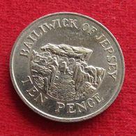 Jersey 10 Pence 1989 KM# 57.1 - Jersey