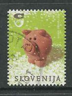 Slovenie, Yv  815 Jaar 2012, Gestempeld, Zie Scan - Slovénie