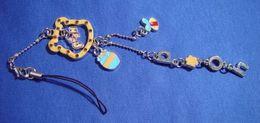 "Decorative Strap : "" Pooh "" - Charms"