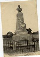 77 MORET-SUR-LOING - Monument Du Peintre SISLEY (1839-1899) - Moret Sur Loing