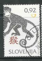 Slovenie, Yv  996 Jaar 2016,   Gestempeld, Zie Scan - Slovénie