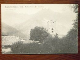 BARDONECCHIA -1926 - ANTICA TORRE  DEL CHATEAU - -FP-     - - BELLA - Italia