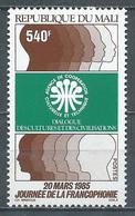 Mali YT N°521 Journée De La Francophonie Neuf ** - Malí (1959-...)