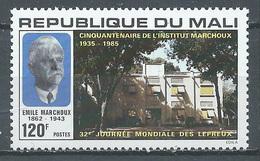 Mali YT N°520 Journée Mondiale Des Lépreux Neuf ** - Malí (1959-...)
