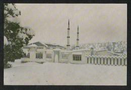 Pakistan Picture Postcard Jamia Mosque Ziarat In Winter  View Card - Pakistan