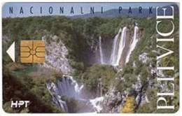 CROATIA : CRO062 50 Imp PLITVICE MINT - Croatie