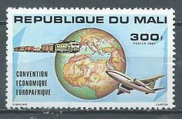 Mali YT N°397 Convention économique Europafrique Neuf ** - Malí (1959-...)