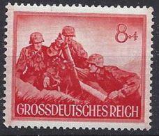 Germany 1944  Heldengedenktag (*)  MM  Mi.877 Y - Germany