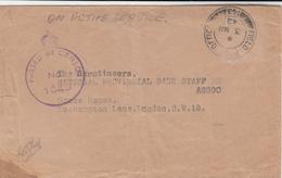 Libya / G.B. Military Mail / Censorship - Libyen