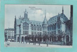 Small Postcard Of Hohere Tochterschule,Wiesbaden, Hesse, Germany,Q84. - Wiesbaden