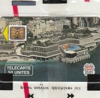 TELECARTE 50..MONTE CARLO   NEUVE SOUS BLISTER - Monaco
