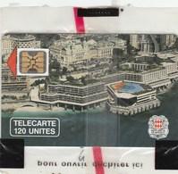 TELECARTE 120..MONTE CARLO   NEUVE SOUS BLISTER - Monaco