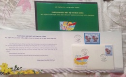 Special Folder Vietnam Viet Nam Issued On 8th Feb 2018 : 50th Anniversary Of Mau Than Event (in 1968) / Sent By FDC - Vietnam