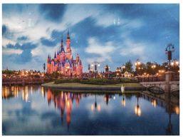 (116) Posted From China - Dinseyland - Disneyland