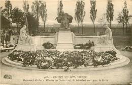BRUXELLES. Monument Des Combattants De Schaerbeek - Autres