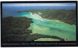 New Zealand  Neuseeland  Awaroa,Abel Tasman National Park - Neuseeland