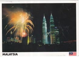 Malaysia The Petronas Twin Towers - Malaysia