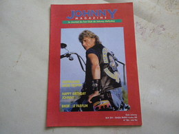 JOHNNY HALLYDAY VOIR PHOTO ANCIEN MAGAZINE FAN- CLUB... REGARDEZ MES VENTES ! J'EN AI D'AUTRES - Magazines: Subscriptions