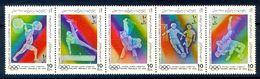 A12- Iran Seoul Olympic 1988. Wrestling. Weightlifting. Gymnastic. - Summer 1988: Seoul