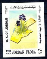 A16- S/Sheet Of Jordan Year 1998. - Jordan