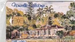 TELECARTE 140  UNITES      NOUVELLE CALEDONIE - New Caledonia