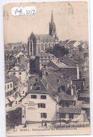 BS-BASEL- STEINENQUARTIER MIT ELISABETHENKIRCHE- - BS Basel-Stadt