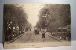 NIMES     -     Boulevard  Victor - Hugo - Nîmes
