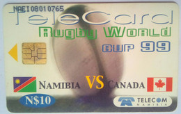 Tele 2 Elephant - Namibia