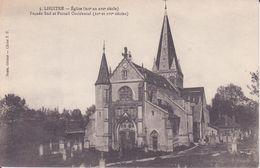 CPA - 5. LHUITRE - Eglise - France