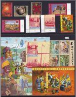 ONU GINEVRA 2000: Serie Completa MNH/** - Office De Genève