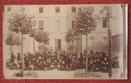 42 RARE St Etienne 1882 Ecole Normale Des Filles Photo Originale Cours Fauriel Futures Institutrices 23.3x13.9 Cms - Photos