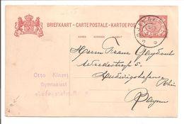 Geuzendam Briefkaart No 21. DJEMBER Grootrond - Indes Néerlandaises