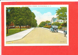 WAYNESVILLE Cpa Haywood Street                      27771 NC - Etats-Unis