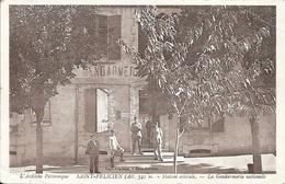 St Saint-Félicien (Ardèche, Station Estivale) - La Gendarmerie Nationale - Collection Blachère - Carte Non Circulée - France