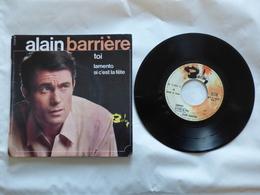 EP 45 T ALAIN BARRIERE  BARCLAY 71.024 - Disco, Pop