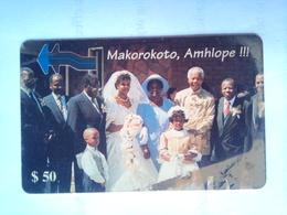 Mugabe Wedding - Zimbabwe