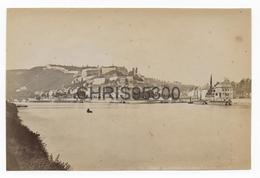 PHOTO 19 EME SIECLE - NAMUR - BELGIQUE - LA CITADELLE - Anciennes (Av. 1900)
