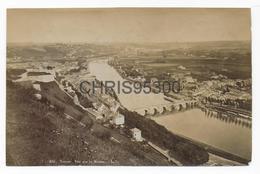 PHOTO 19 EME SIECLE - NAMUR - BELGIQUE - VUE SUR LA MEUSE - Anciennes (Av. 1900)