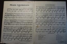 Rumänien; Partiture; Mioara Lacrimioara Von Ion Vasilescu; Slow - Noten & Partituren
