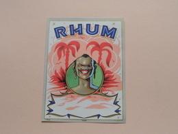 RHUM ( Mvdh - 1060 ) Format +/- 9 X 12 Cm. ! - Rhum