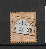 LOTE 1623   ///   (C130)  ALEMANIA IMPERIO  YVERT Nº: 15 - Usados