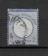 LOTE 1623   ///   (C110)  ALEMANIA IMPERIO  YVERT Nº: 17 - Usados